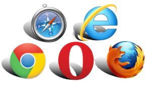 Die meist genutzen Browser