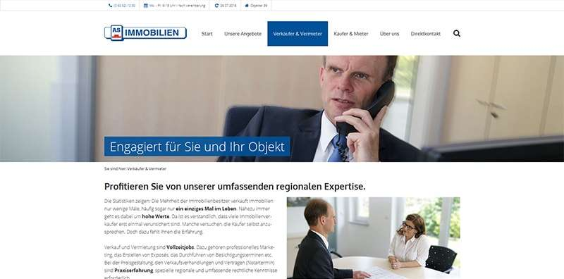 Webdesign + SEO Fellbach