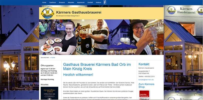 Webdesign + SEO Bad Harzburg