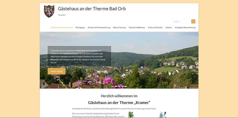 Webdesign + SEO Bad Nauheim