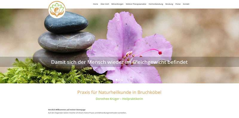 Webdesign + SEO Bad Kissingen
