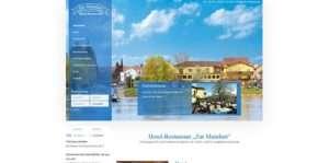Hotel-Restaurant aus Maintal