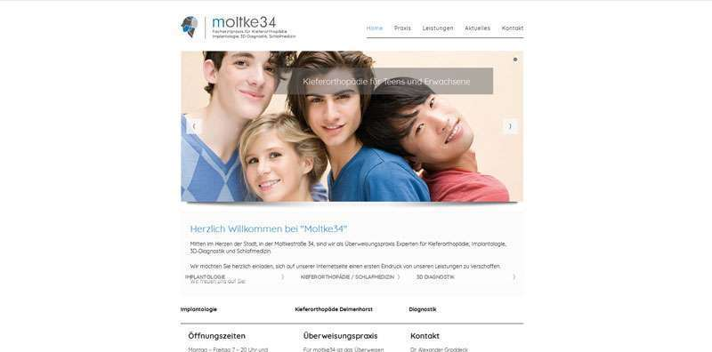 homepage https://www.moltke34.de/