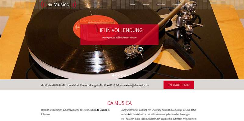 Webdesign + SEO Bad Vilbel