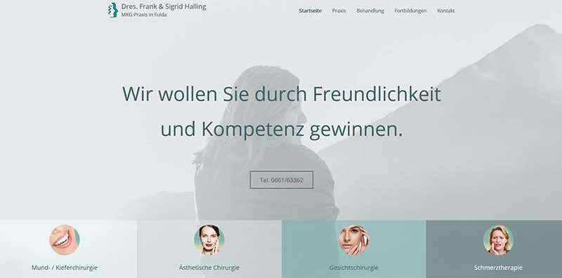 Webdesign + SEO Dillenburg