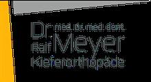 Kieferorthopädie Aachen, Dr. Dr. Ralf Meyer