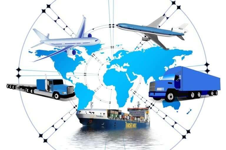 Transportwesen, Logistik mobile Seiten