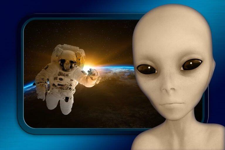 Aliens aus dem zweiten Universum